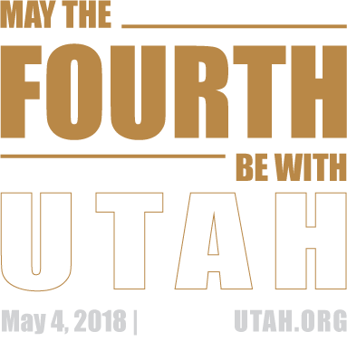 May the 4th be with Utah